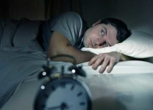 Иглоукалывание показано при серьезной бессоннице