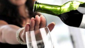 Прием препарата способствует уменьшению количества употребляемого алкоголя