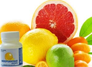 Помимо таблеток и драже, аскорбиновая кислота также содержится в цитрусовых