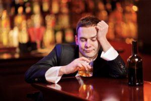 Икота после алкоголя