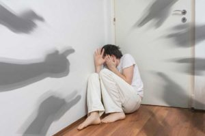 Психотические приступы с галлюцинациями