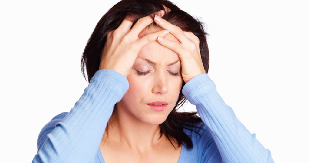 Регулярные головные боли