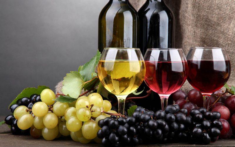 Польза и вред от вина