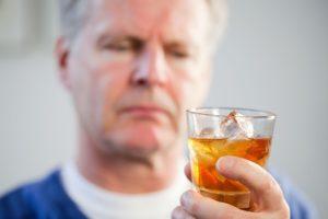 Алкоголь при температуре