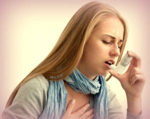 Данный препарат применяется также при бронхиальной астме