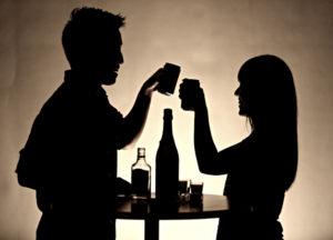 Зачатие в алкольном опьянении