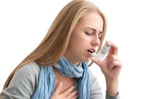 Влияние алкоголя на организм при астме