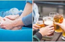 Какой алкоголь можно пить при подагре и сколько?