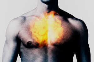 Причины появления изжоги после употребления алкоголя и ее лечение
