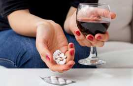 Действие обезболивающих препаратов при приеме с алкоголем