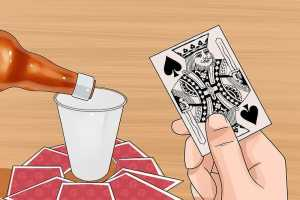 Названия лучших алкогольных игр и правила к ним