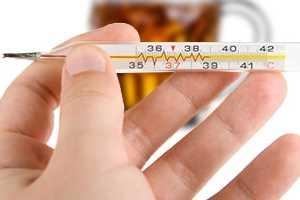Можно ли при температуре пить алкоголь и чем это грозит?