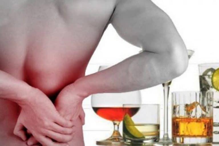 Боль суставов после алкоголя - Твой суставчик