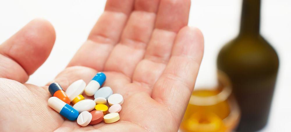 Витамины с алкоголем