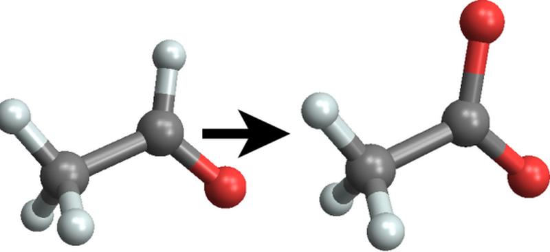 Взаимодействие этилового спирта и антибиотика