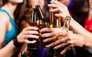 После хирургической операции можно употреблять алкоголь не менее, чем через месяц