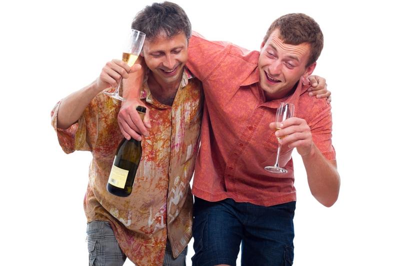 Причины быстрого алкогольного опьянения