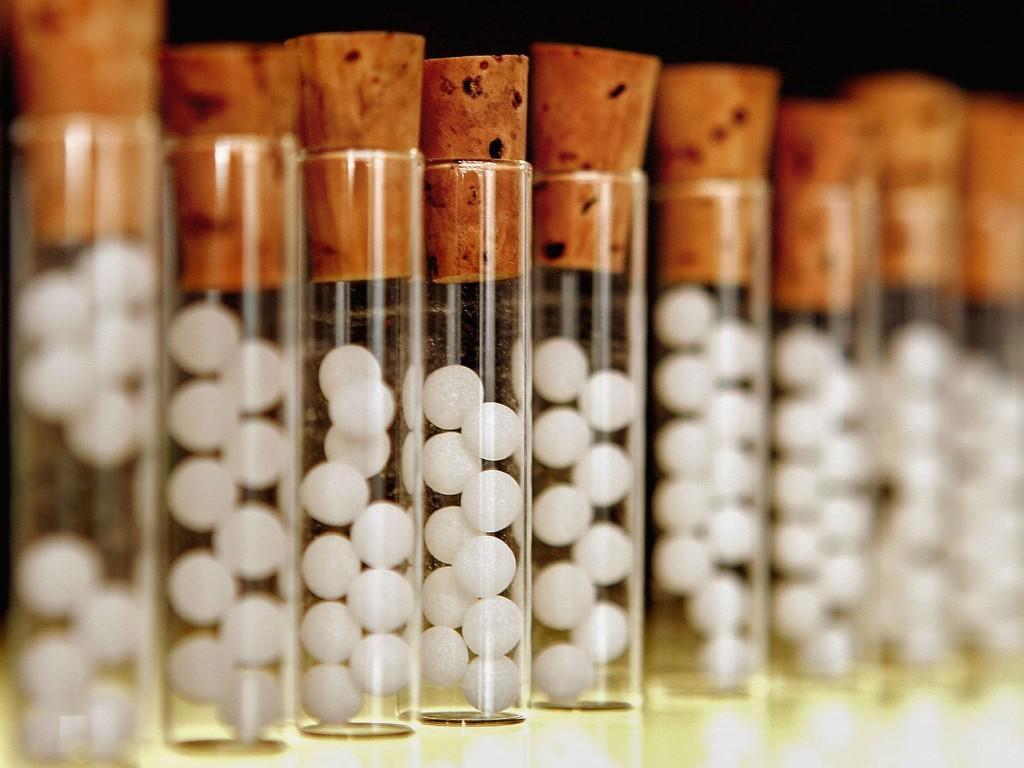 Гомеопатия против алкоголизма