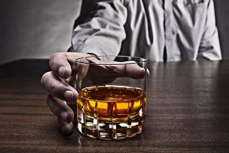 Вред водки при наличии мочекаменной болезни