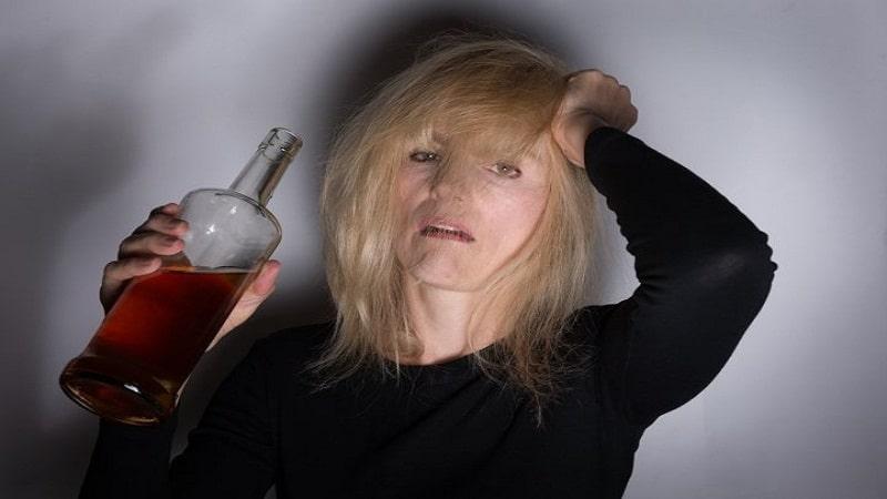 Как бросить пить алкоголь самостоятельно женщине